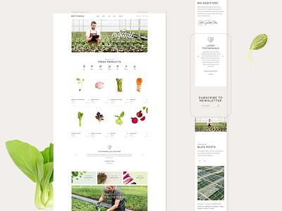 Bottanika - Organic Food Store