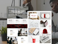 Sarto Agency Homepages