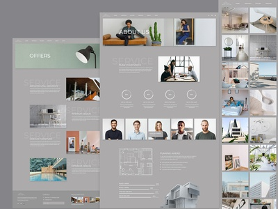 Inner pages from Brdg Architecture Studio