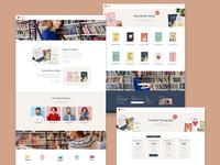 Bridge Book Shop Inner Pages