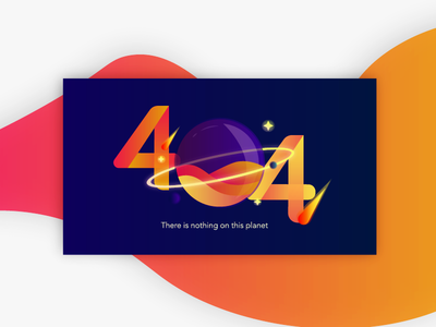 Daily UI Challenge Day 008 404 Page vector dailyui008 icon illustration app ux design dailyuichallenge dailyui ui