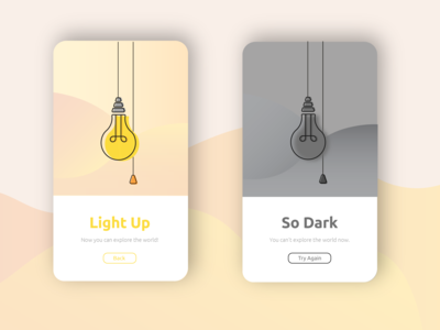 Daily UI Challenge Day 011 Flash Message