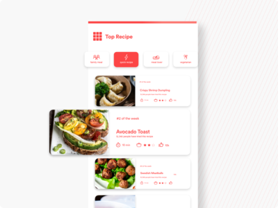 Daily UI Challenge Day 019 Leaderboard