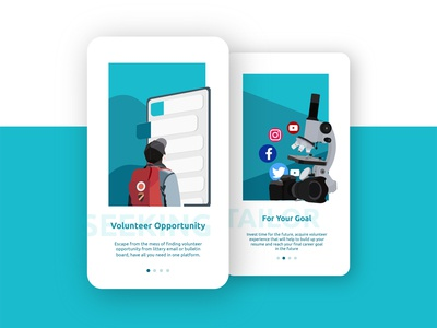 Daily UI Challenge Day 023 Onboarding