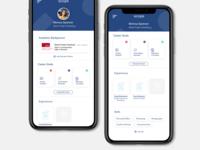 Profile Job Seeking App