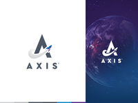 Daily Logo Challenge 01 - Axis Logo
