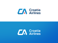 Croatia Airlines redesign concept