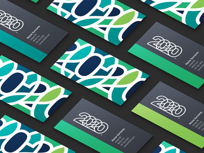 2020 Business Cards
