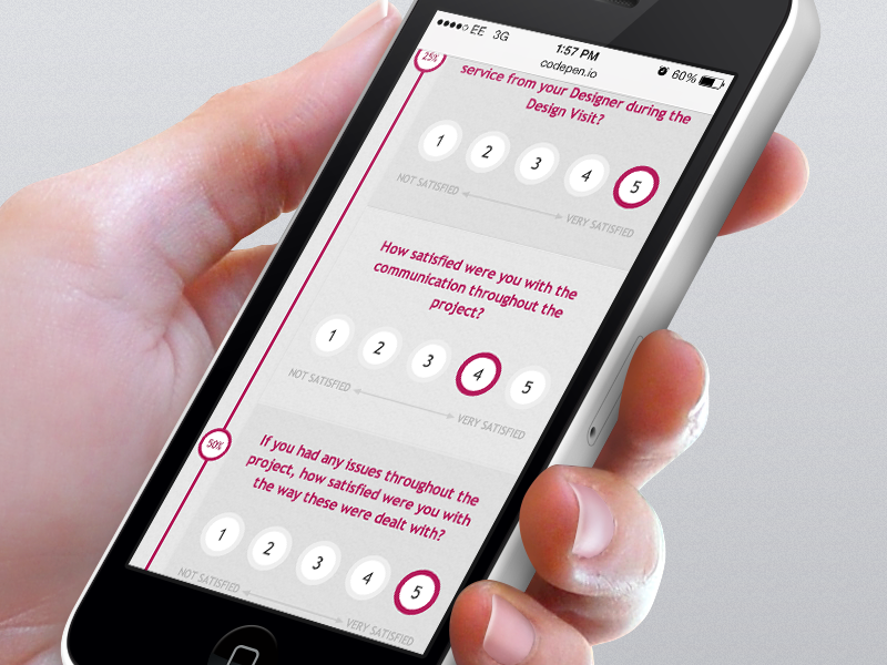 Responsive feedback form feedback form responsive mobile