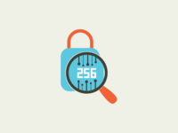SHA 256 Hash Algorithm Icon