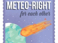 We are meteo-right for each other