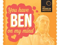 You have BEN on my mind