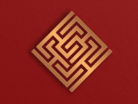 HHHH labirin logo idea
