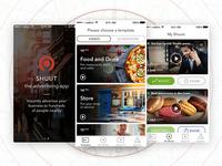 Shuut – the advertising app