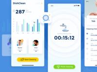 DishClean App