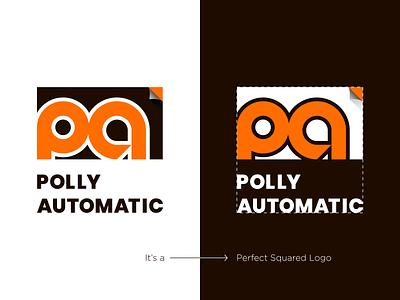 Polly Automatic - Logo Design illustrator brandidentity icon design icon branding and identity branding concept branding design brand identity brand design logos logotype logo design logodesign design illustration vector uiux branding icons logo