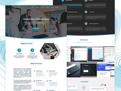 Website Design designui aboutpage portfolio uiux ux ui webui webpage webdesign website