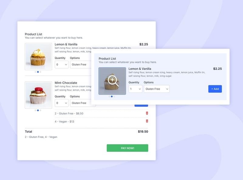 Order Form Fields ui analysis graphic design buy add to basket shopping cart shopping order form payment form payment online form jotform ui design uiux