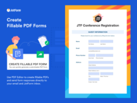 JotForm Fillable PDF Forms Media Images