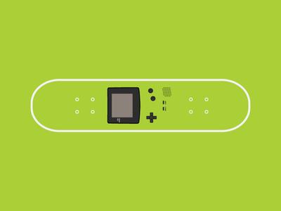 Gameboy/Green