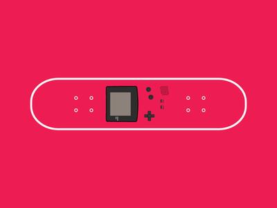 Gameboy/Pink