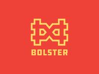 Bolster Logo - Alternate layout