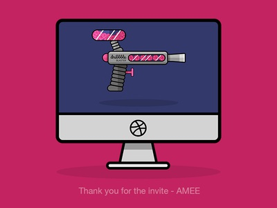 Great to be part of Dribbble!