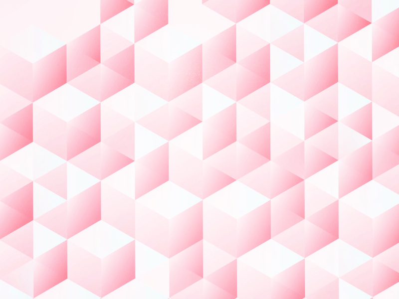 Random pattern graphic pattern cubes geometric