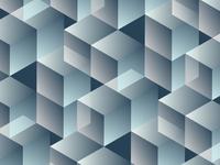 Cube based pattern