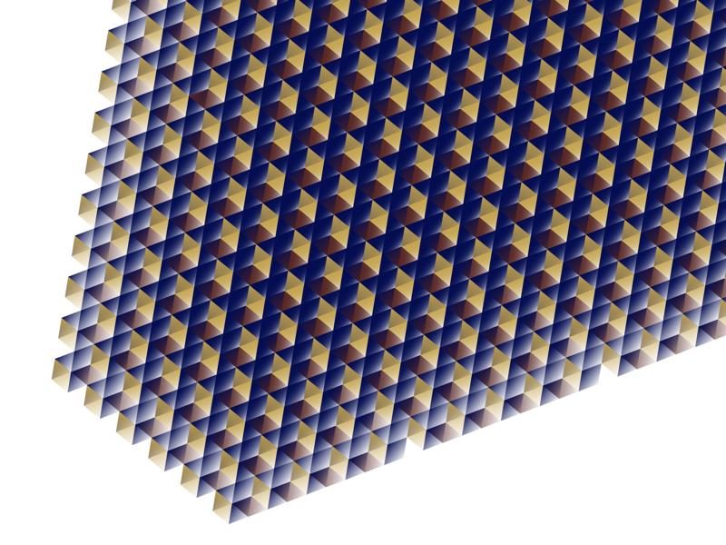 Regular pattern illustration pattern geometric