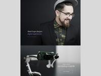 Reed Enger - New Portfolio