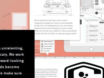 The new catalyststudios.com website process high contrast mr. jones catalyst studios