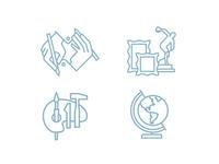 Trivium Icons