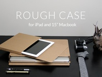 Rough Cases - Protect your tech with American Cardboard