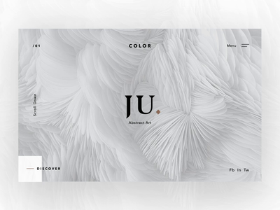 JU. — Abstract Art