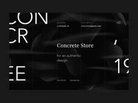 Concrete Store
