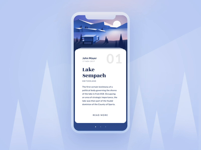 Travel App app mobileapp 2dart travel typography animation studio web gradient ecomerce blog the glyph minimalism logo branding product web design ux ui illustration