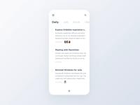 White Notes App