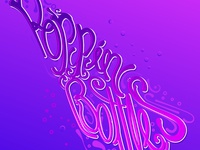 Poppin Bottles Logo
