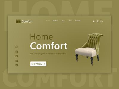 Web UI Design shopping app shop web app ux ui typography branding minimal flat graphic design art user interface design user interface