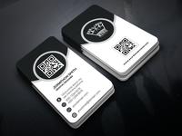 Business card design Sample