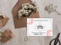 wedding(Invitation) card design