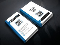 Business card design Sample