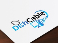 Dish Cable Logo
