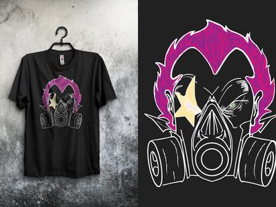 T-shirt Design For Client
