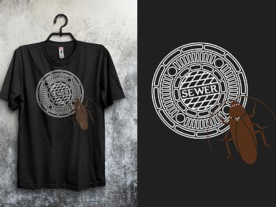 Black T-shirt Design For Client branding minimal vector flat creative graphic design tshirt tshirt design clientwork illustration