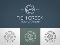 Fish Creek Restoration LLC Logo