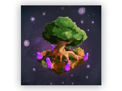 Dribbbletree