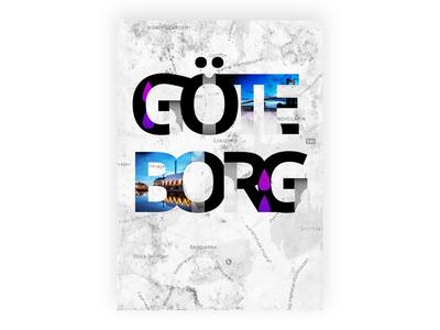 Rainy ol' Gothenburg