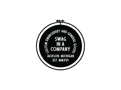 Embroidery Logo wordmark embroidery logo typography type